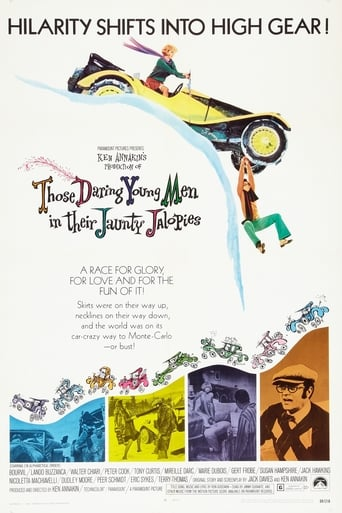 Poster of Monte Carlo or Bust!
