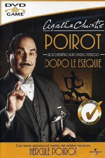 Poster of Poirot - After the Funeral
