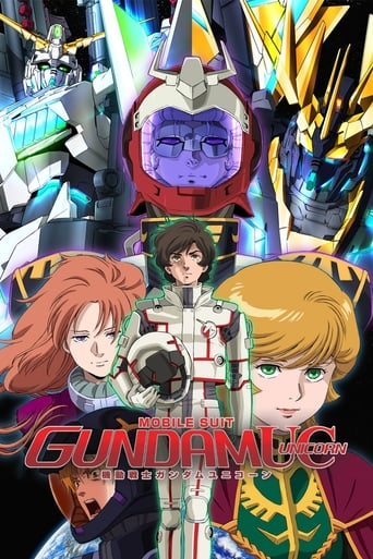 Poster of Mobile Suit Gundam Unicorn