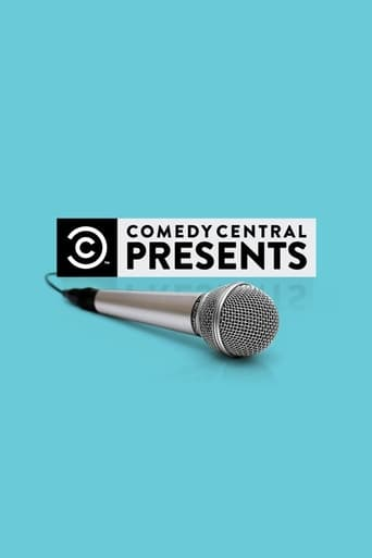 Poster of Comedy Central Presents