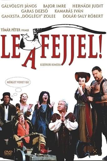 Poster of Le a fejjel!
