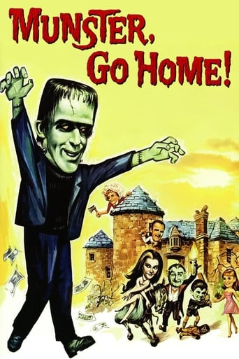 Poster of Munster, Go Home!