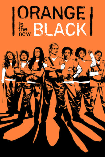 Filmposter von Orange Is the New Black