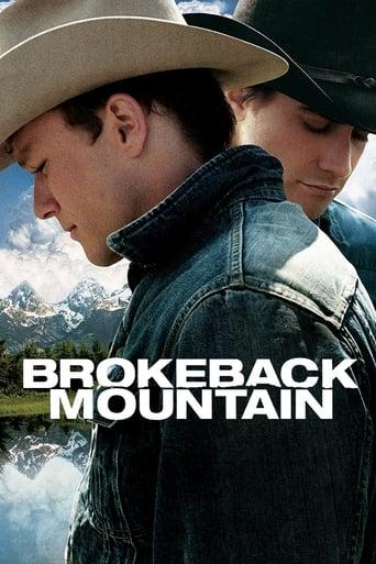 Filmplakat von Brokeback Mountain