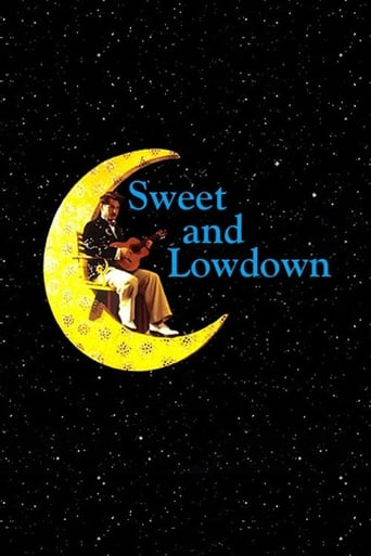Poster of Sweet and Lowdown