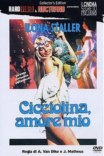 Poster of Cicciolina my love