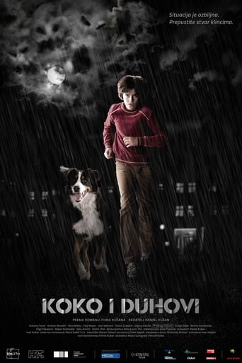 Poster of Koko and the Ghosts