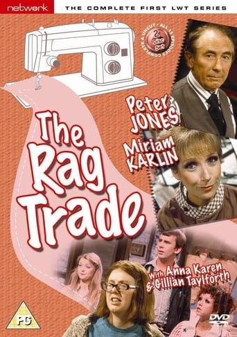Poster of The Rag Trade