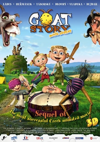 Poster of Goat Story With Cheese