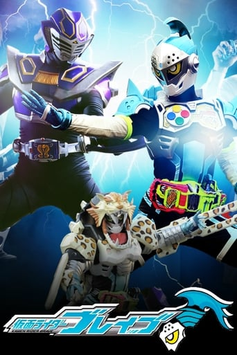 Poster of Kamen Rider Brave ~Survive! Revival of The Beast Riders Squad!~