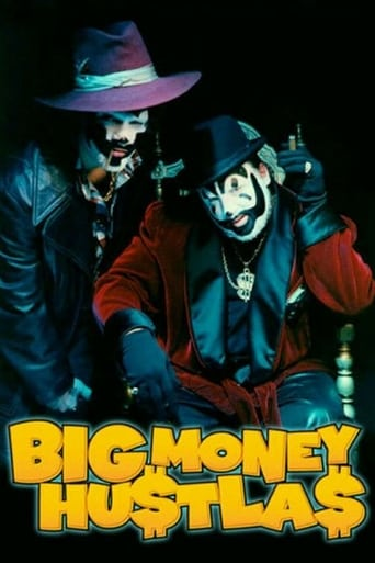 Poster of Big Money Hustlas