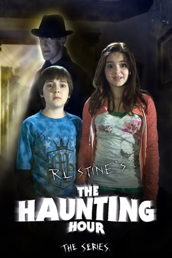 Poster of R. L. Stine's The Haunting Hour