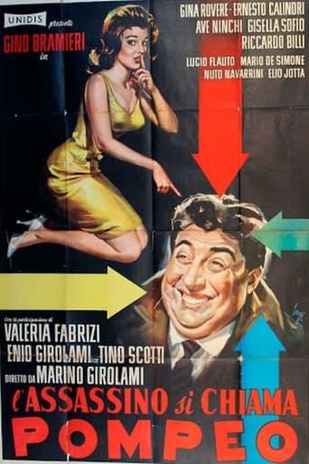 Poster of L'assassino si chiama Pompeo