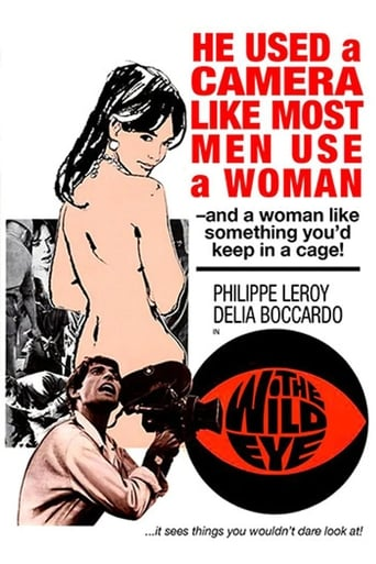 Poster of The Wild Eye