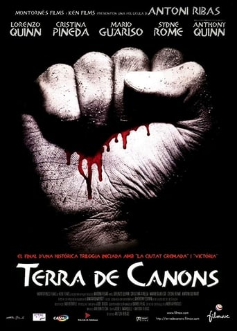 Poster of Terra de canons