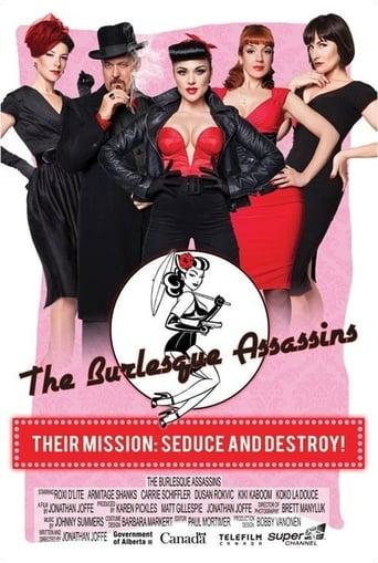 Poster of Burlesque Assassins