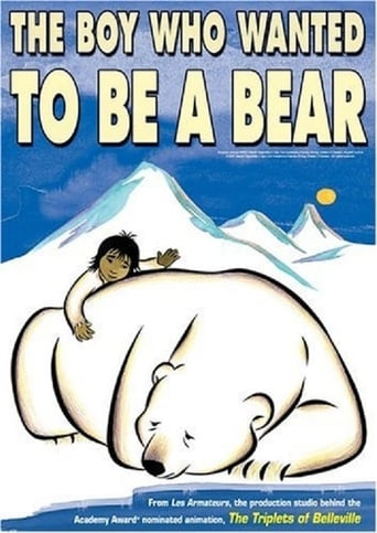 Poster of The Boy Who Wanted to Be a Bear