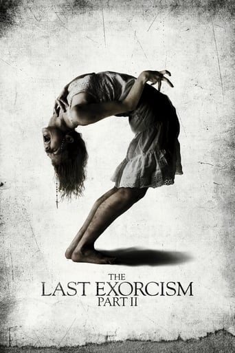Poster of The Last Exorcism Part II