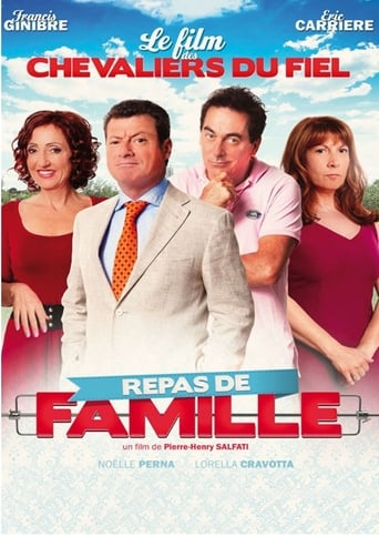 Poster of Repas de famille