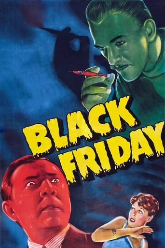 Poster of Black Friday