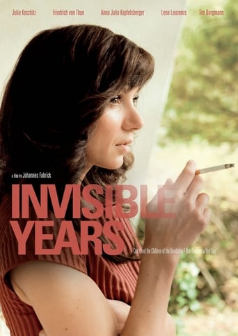 Poster of Invisible Years