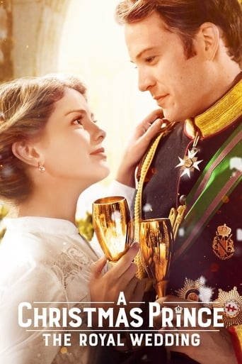 Filmplakat von A Christmas Prince: The Royal Wedding