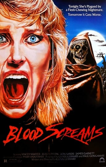 Poster of Blood Screams