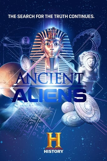 Poster of Ancient Aliens