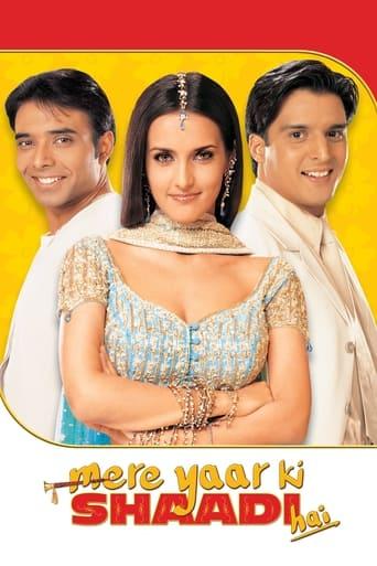 Poster of Mere Yaar Ki Shaadi Hai