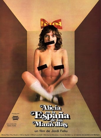 Poster of Alice in Spanish Wonderland