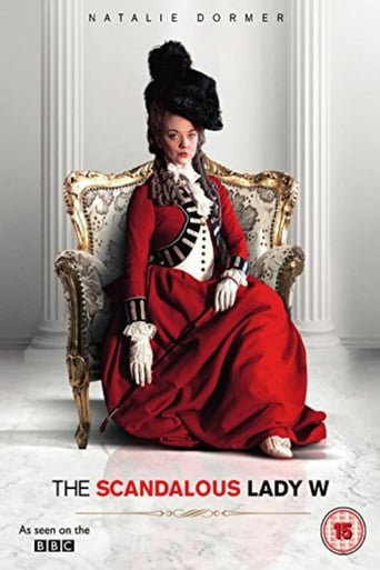 Poster of The Scandalous Lady W