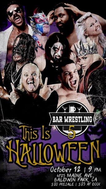 Poster of Bar Wrestling 5: This Is Halloween