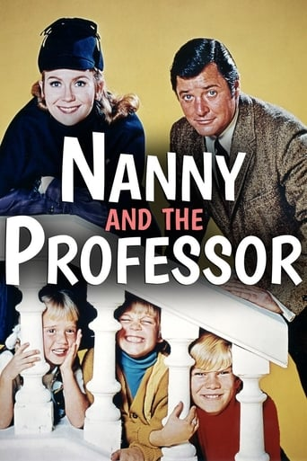 Poster of Nanny and the Professor