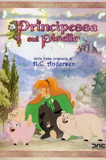 Poster of The Princess and the Pea