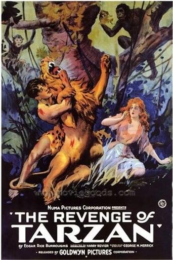 Poster of The Revenge of Tarzan