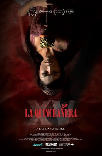 Poster of The Quinceañera