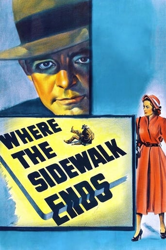 Poster of Where the Sidewalk Ends