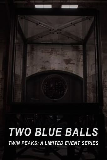 Poster of Two Blue Balls