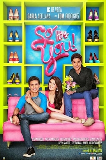 Poster of So It's You