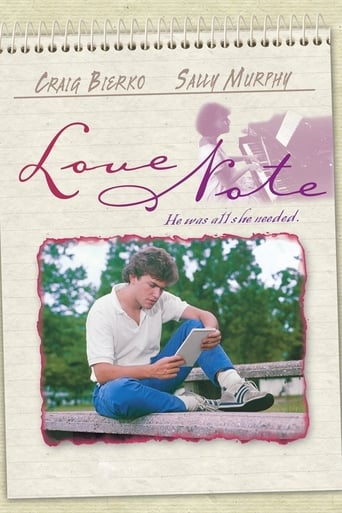 Poster of Love Note