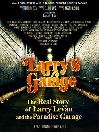 Poster of Larry's Garage