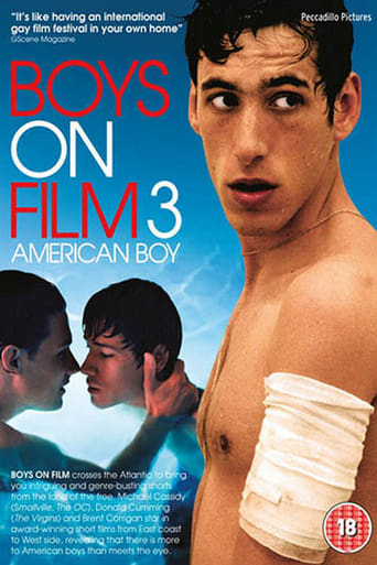 Poster of Boys On Film 3: American Boy
