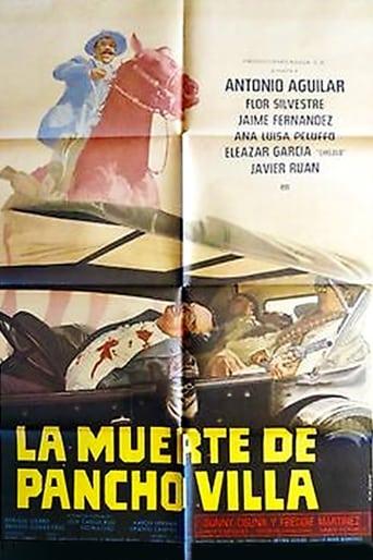 Poster of La muerte de Pancho Villa