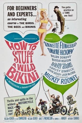 Poster of How to Stuff a Wild Bikini