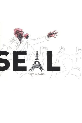Poster of Seal: Live In Paris
