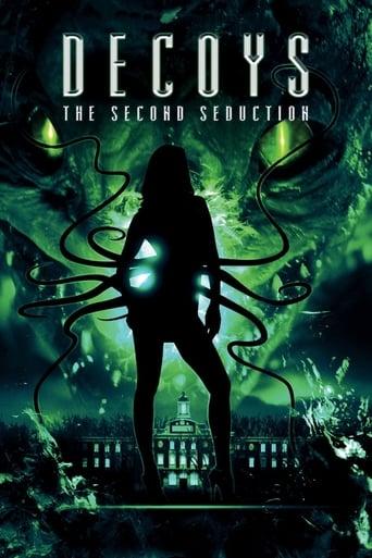Poster of Decoys 2: Alien Seduction