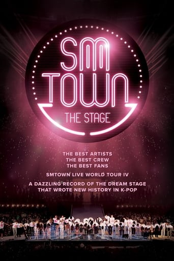 Poster of SMTown: The Stage