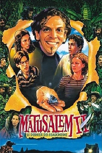 Poster of Matusalem II: le dernier des Beauchesne