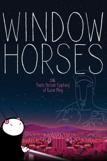 Poster of Window Horses: The Poetic Persian Epiphany of Rosie Ming