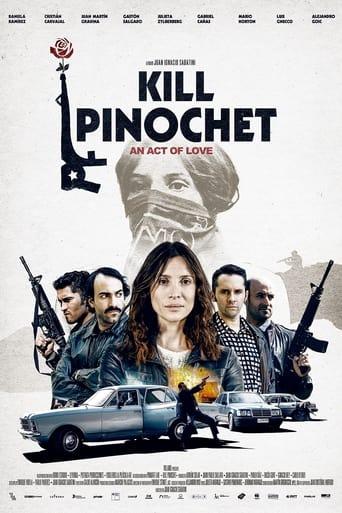 Poster of Kill Pinochet